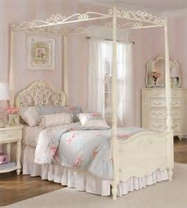 canopy bed diana full size poster canopy bed by standard