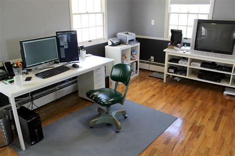 Office Room : Racketboy's Game Room & Home Office-retrogaming With
