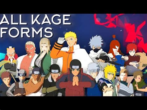 full download all kage forms moveset combo awakening