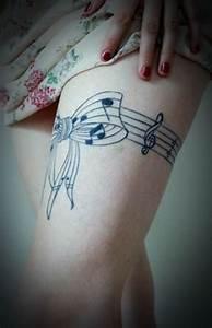 Music Tattoo Images  U0026 Designs