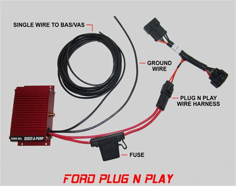 2000 Mustang Gt Tp Wiring by Model Year 2007 2014 Kb Boost A Wiring Diagram