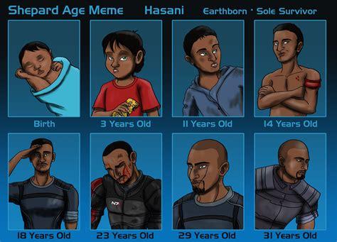 Meme Effect - shepard age meme hasani by thedalishranger on deviantart