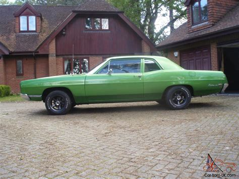ford custom 500 very rare muscle car like galaxy winner many times car shows