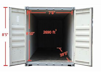 40 Container Dimensions 40ft Storage Jumbo Ft