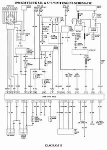 Wiring Diagram For 95 Chevy Silverado