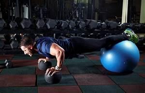 Wallpaper workout, crossfit, pushups, training balls ...