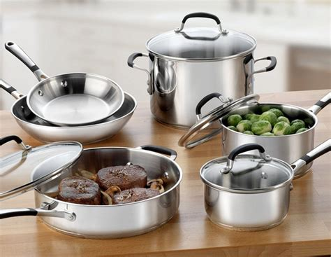 kitchen cookware india sets