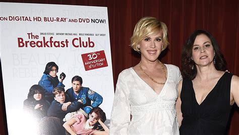 molly ringwald on cbs this morning quot the breakfast club quot cast members reunite at sxsw cbs news