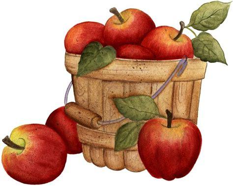 Best Apple Basket Clipart #21649 - Clipartion.com