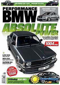 Performance BMW January 2015 » Download PDF magazines