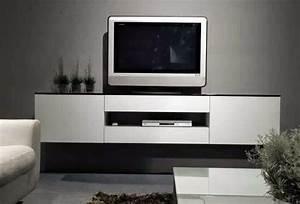 Meuble Sous Tv Suspendu : meuble sous tv suspendu id es de d coration int rieure french decor ~ Teatrodelosmanantiales.com Idées de Décoration