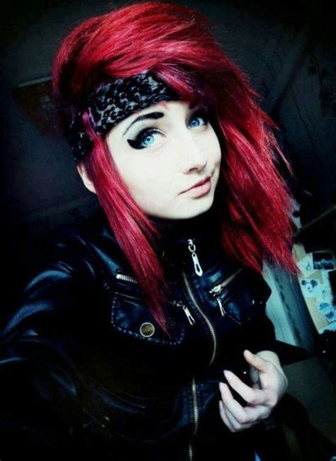 65 Emo Hairstyles For Girls I Bet You Havent Seen Before