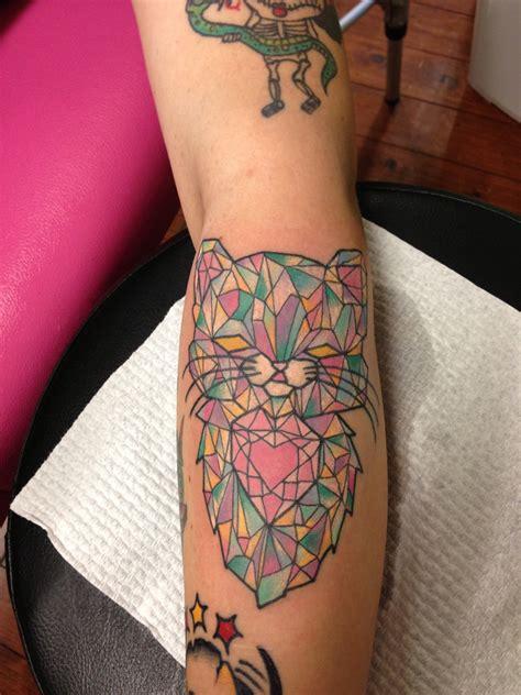 simple geometric tattoo ideas flawssy