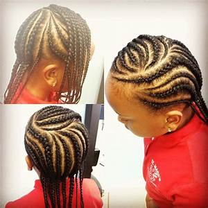 Cute Braided Hairstyles For Kids Hairstyles By Unixcode