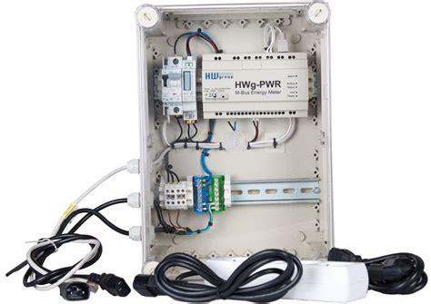 M-bus Ip Energy Meter (snmp, Web)