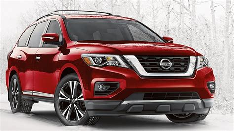 2018 Nissan Pathfinder  Nissan Pathfinder In Woodbridge