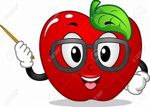Cartoon Apple Clipart – 101 Clip Art