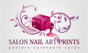 Nail Logo Design - Africavoip.co