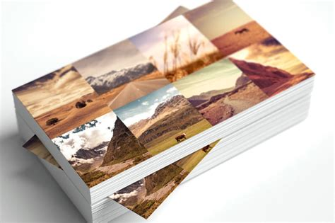 business card templates  photographers