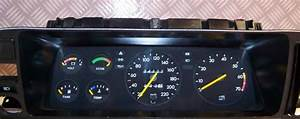 Manta B  Instrument Panel  With Rpm Dial  Pinout Needed - Basic Tech Help