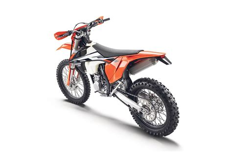 ride 2017 ktm exc range mcn