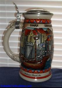 17 Best images about Collectible Beer Steins on Pinterest ...