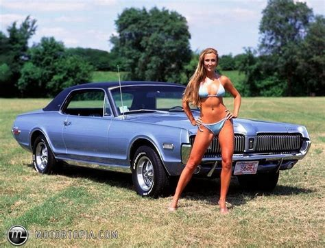 mercury cougar cyclone images  pinterest