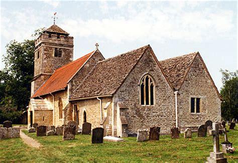RBH: History of St.Lawrence's Church, Appleton, Berkshire ...