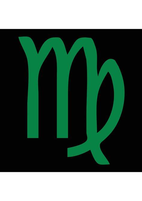 Image signe astrologique - vierge - Dessin 27689