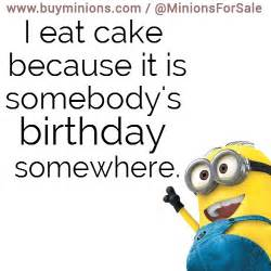 Minion Funny Birthday Quotes