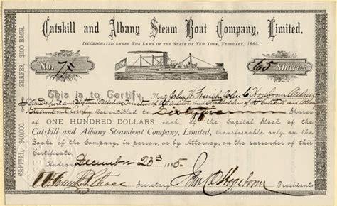 Boats For Sale Catskill Ny by Catskill And Albany Steam Boat Company Limited New York