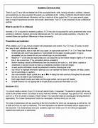 Resume Hobbies Examples Doc 590800 Cv Examples Hobbies And Interests