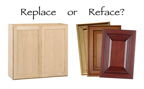 how to reface cabinets replace or reface kitchen cabinets home makeover diva