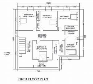 Redraw Your Floor Plan In Autocad For  U00a35   Archi