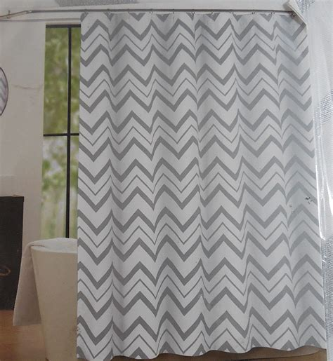 tahari home collection ls tahari home collection white silver gray chevron fabric