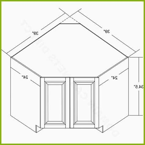 kitchen cabinet dimensions new kitchen base cabinet corner dimensions kitchen 6690
