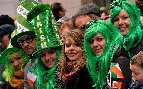 st patricks day  celebrations  parades