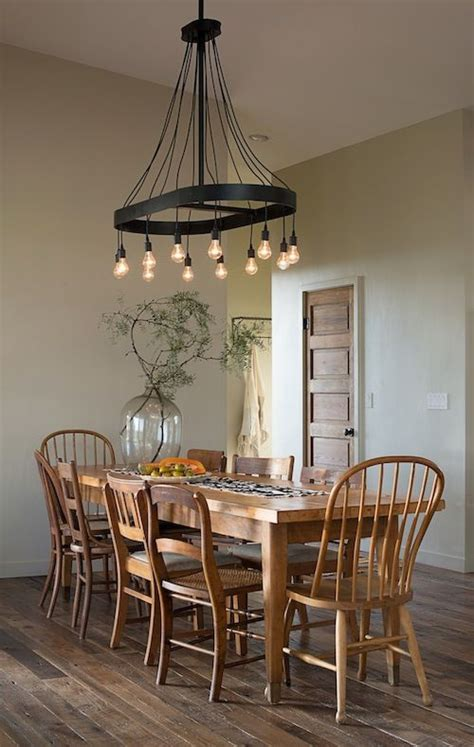 country dining room lighting serendipity refined country