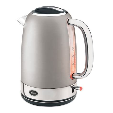 Oster® 1.7L Stainless Steel Kettle   Oster® Canada