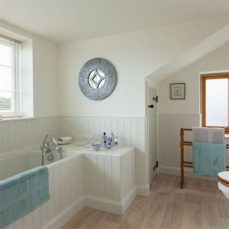 panelled bathroom ideas check out this country style bathroom ideal home