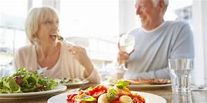 Healthy Diet for Elderly People | Health Product Information
