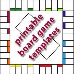 printable board game templates wouldnt  board