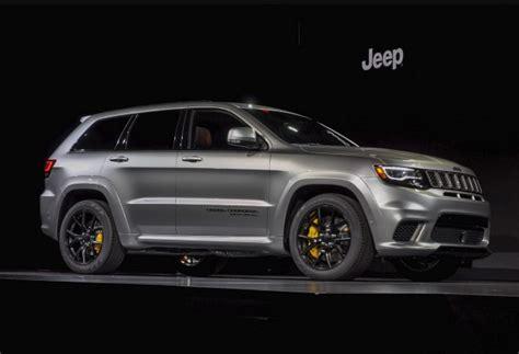2018 jeep grand cherokee hellcat 2018 jeep grand cherokee trackhawk hellcat powered