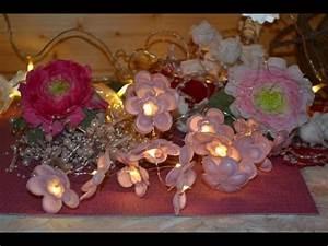 Guirlande Lumineuse Fleur : diy 2mm pour cr er guirlande lumineuse fleurs moules thikas tutoriels loisirs creatifs youtube ~ Teatrodelosmanantiales.com Idées de Décoration