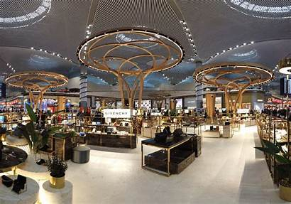 Luxury Airport Square Istanbul End Duty Packed