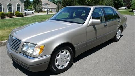 I am interested in getting a mercedes s600 as i have wanted a car with a v12 engine for a long time. 1995 Mercedes-Benz S600 with 4 place seating option ...