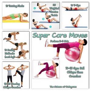 ABS and Core Exercises