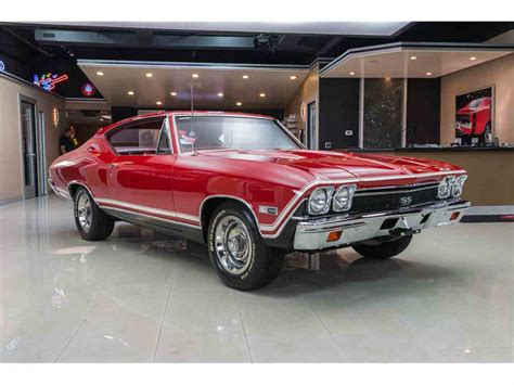 Chevrolet Chevelle Ss For Sale by 1968 Chevrolet Chevelle Ss For Sale Classiccars Cc