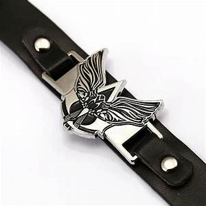Assassins Creed Leather Bracelet | Assassins Creed Online ...
