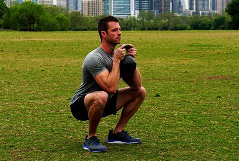 kettlebell squat goblet common exercise errors fix them